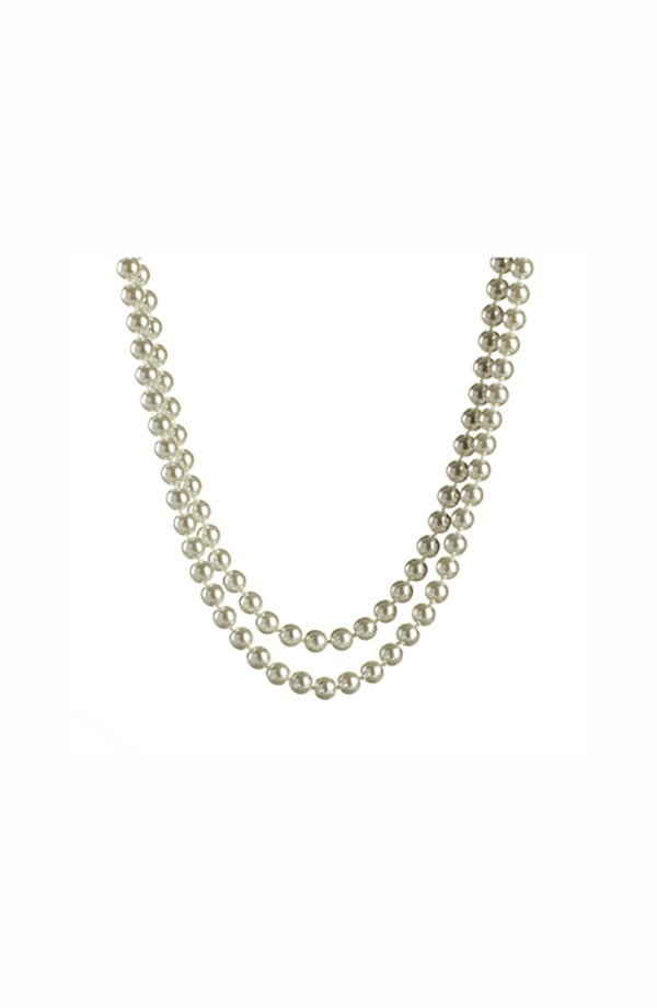 "48"" Fashion Pearl Necklace"