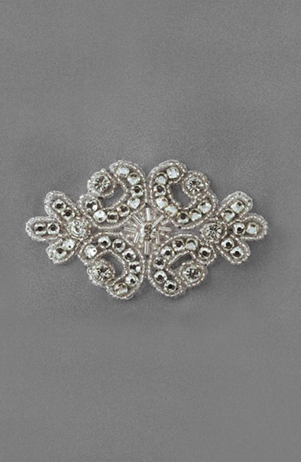 Snowflake Crystal Embellishment