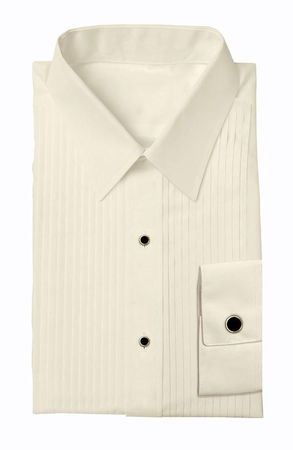 Ivory Tuxedo Shirt
