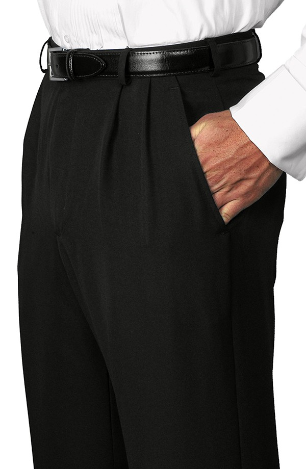 Pleated Dress Trousers