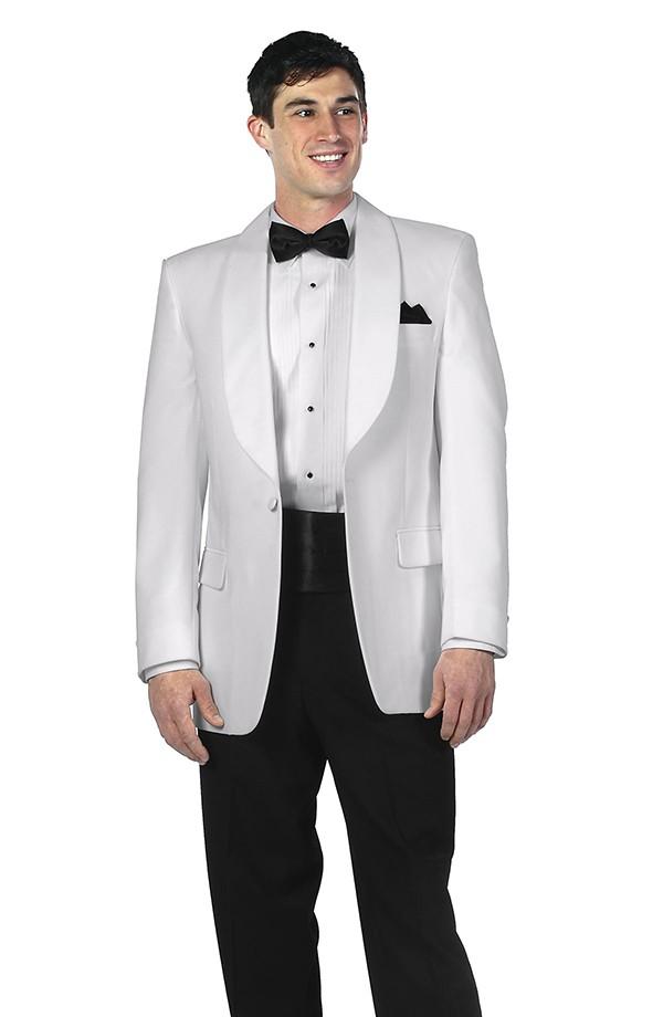 White Formal Jacket