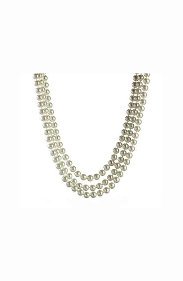 "60"" Fashion Pearl Necklace"