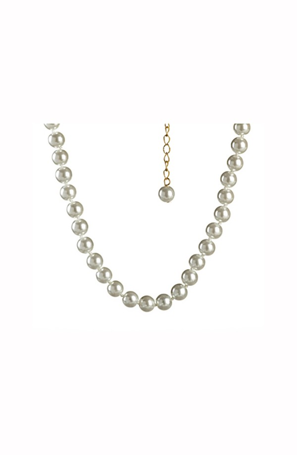 "16"" Fashion Pearl Necklace"
