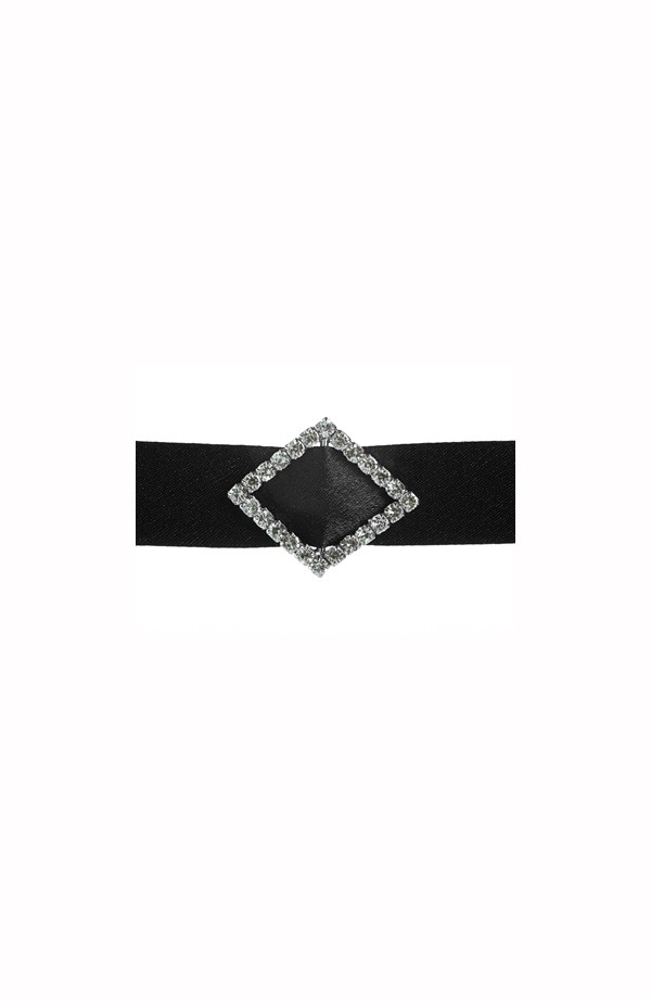 Diamond Rhinestone Buckle