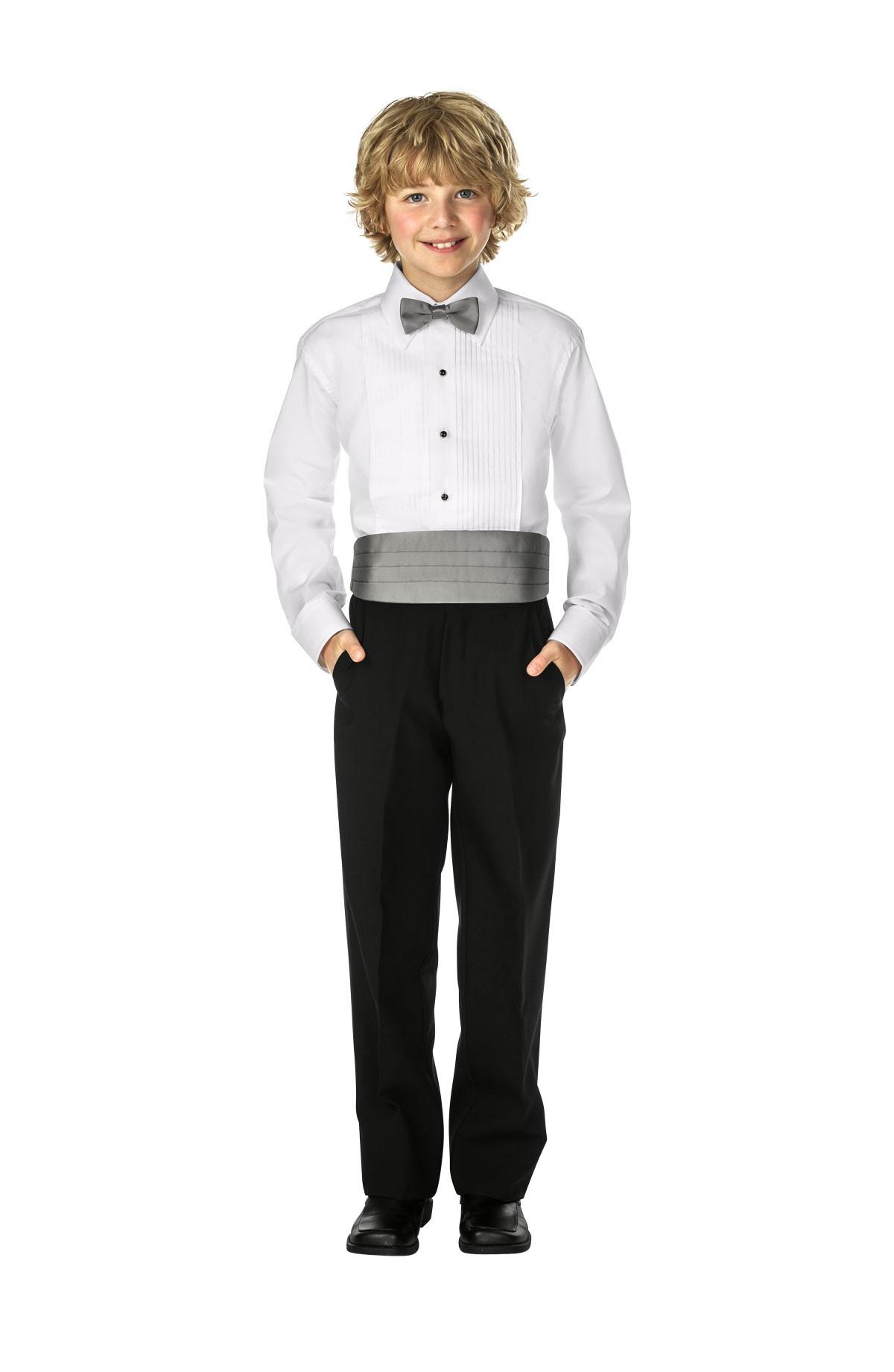 Children's Satin Bow Tie