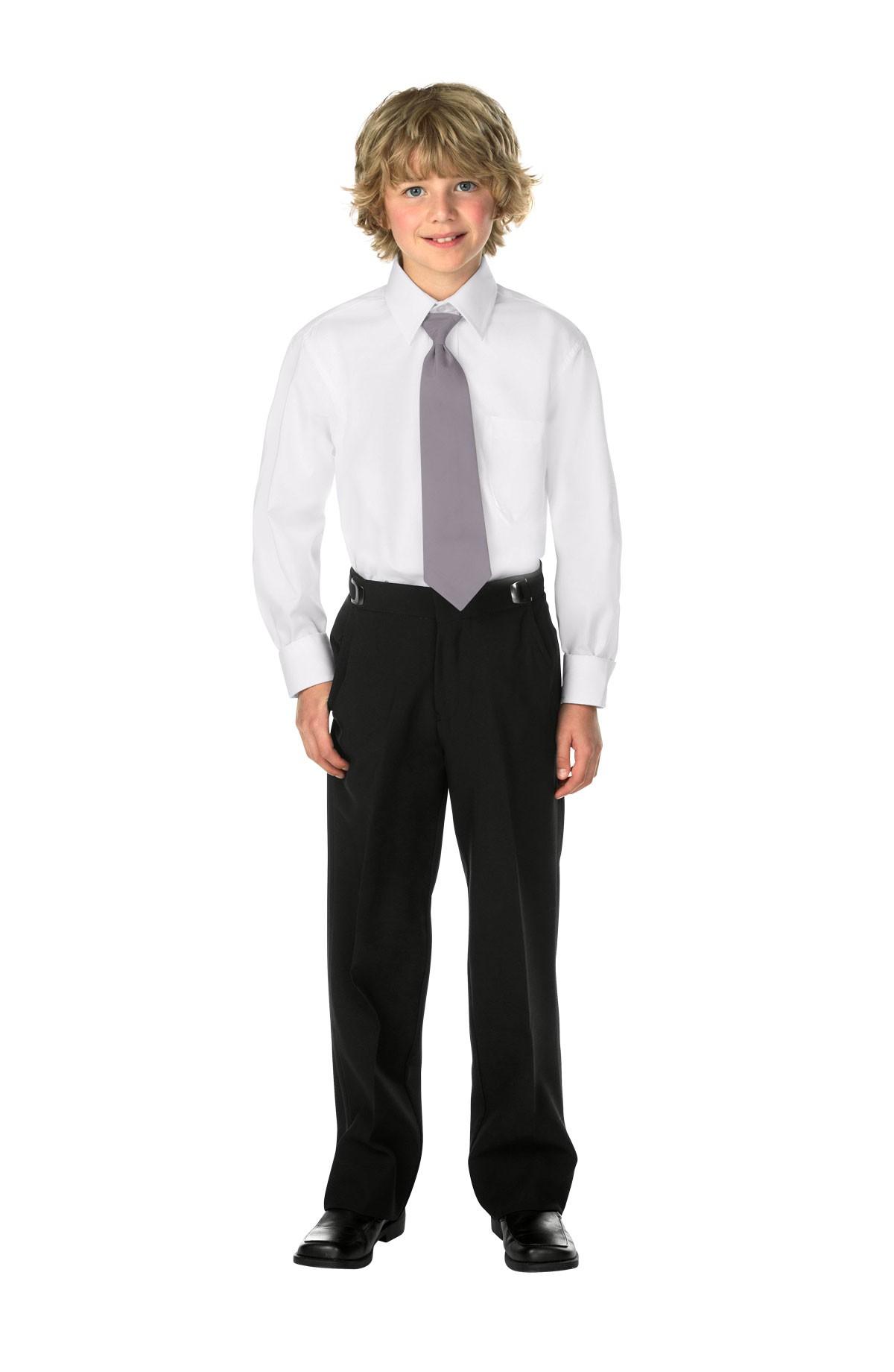 Children's Softended Taffeta Necktie