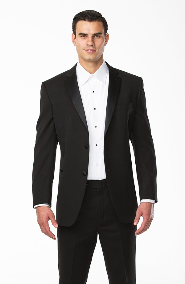 Slim Fit Wool Tuxedo